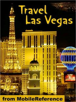 Travel Las Vegas : illustrated city guide and maps.