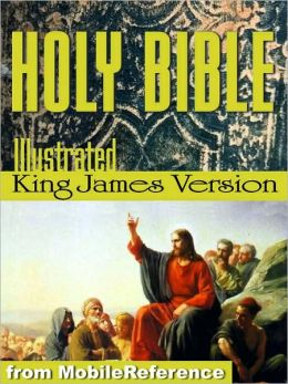 The King James Version (KJV) Holy Bible : The Old & New Testaments, Deuterocanonical literature, Glossary & Suggested Reading List. ILLUSTRATED by Gustave Dore