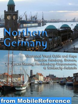 Travel Hamburg, Germany: illustrated guide, phrasebook and maps.