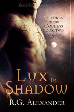 Lux in Shadow (Children of the Goddess Series #2)