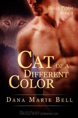 Cat of a Different Color (Halle Puma Series #3)