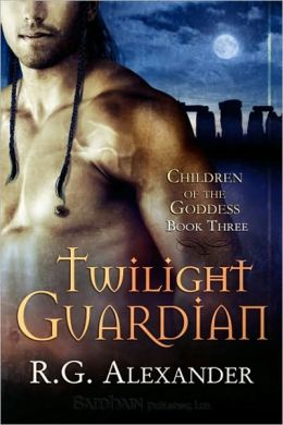 Twilight Guardian (Children of the Goddess Series #3)
