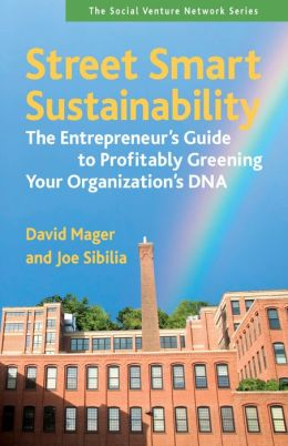 Street Smart Sustainability: The Entrepreneur's Guide to Profitably Greening Your Organization's DNA