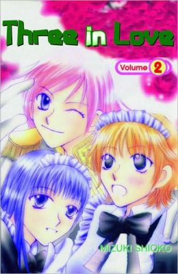 Three in Love, Volume 2