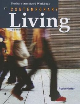 Contemporary Living Teacher's Annotated Workbook