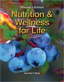 Nutrition & Wellness for Life
