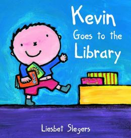 Kevin Goes to the Library