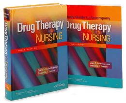 Drug Therapy in Nursing [With Study Guide]