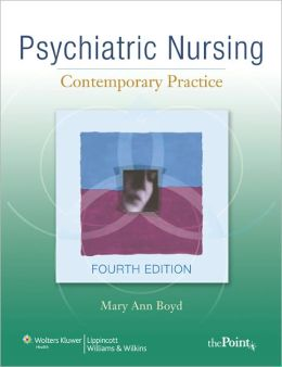 Psychiatric Nursing Contemporary Practice 4th Ed + Lippincott's Handbook for Psychiatric Nursing and Care Planning