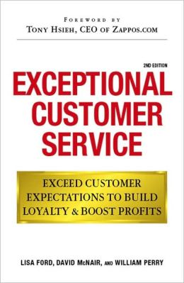 Exceed customer expectations lisa ford for Ford motor customer service