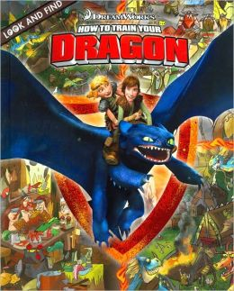 How to Train Your Dragon (Look and Find Series)
