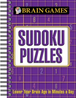 Brain Games: Suduko