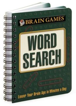 Brain Games: Word Searches