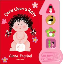 Once Upon a Potty Girl: Sound Book