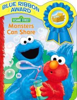 Sesame Street Monsters Can Share