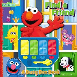 Sesame Street: Elmo Find a Friend