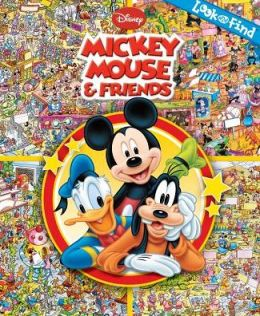 Mickey and Friends (Mickey Mouse Clubhouse) (Look and Find)