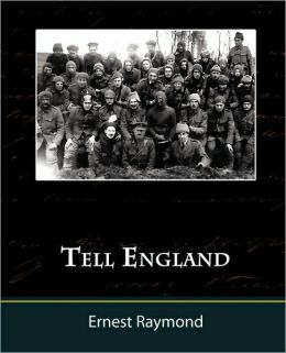 Tell England - A Study In A Generation