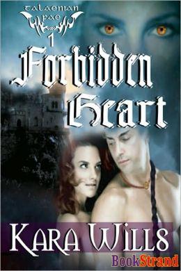 Forbidden Heart [Talaenian Fae 1] (BookStrand Publishing Romance)
