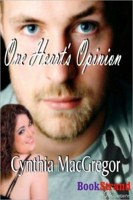 One Heart's Opinion (BookStrand Publishing Romance)