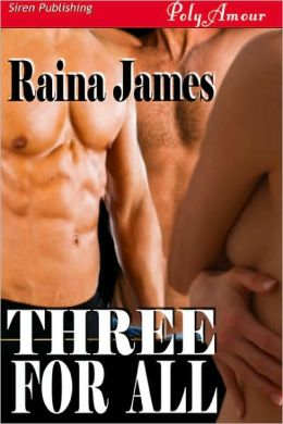 Three For All [Jewel Box 1] (Siren Publishing PolyAmour)