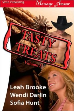 Tasty Treats, Volume 2 [Back in Her Bed: Back for More: Back in the Saddle] (Siren Publishing Menage Amour)