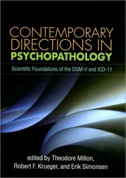 Contemporary Directions in Psychopathology