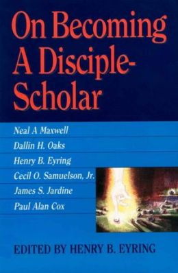 On Becoming a Disciple Scholar
