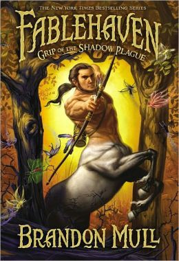 Fablehaven, volume 3: Grip of the Shadow Plague