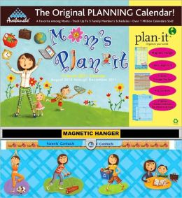 2011 Mom's Plan-It Plus Wall Calendar