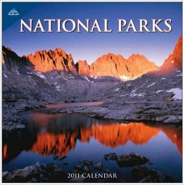 2011 National Parks 7X7 Mini Wall Calendar