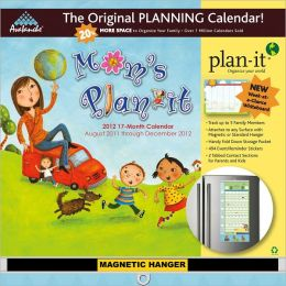 2012 Mom's Scripture Plan-It Plus Calendar