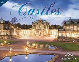 2012 Castles 11x14 Wall Calendar Calendar