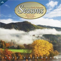 2012 Seasons 12x12 Wall Calendar