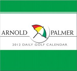 2012 Golf A Day 365 Daily Mini Box Calendar