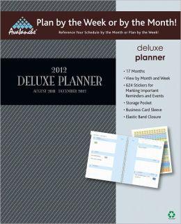 2012 Office Deluxe Planner Calendar