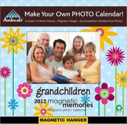 2012 Grandchildren Magnetic Memories Mini Wall Calendar
