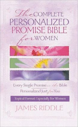 Complete Personalized Promise Bible for Women