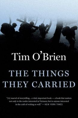 essay on tim o brien the things they carried