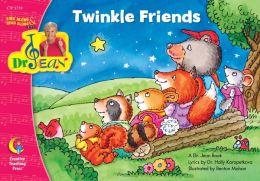Twinkle Friends - Dr. Jean Lap Book