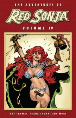 Adventures of Red Sonja, Volume 4