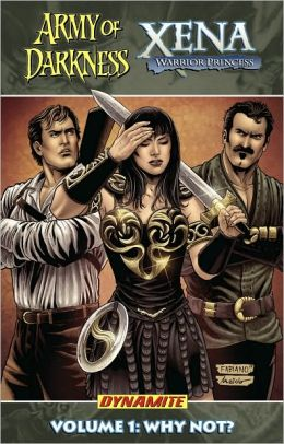 Army of Darkness/Xena, Volume 1