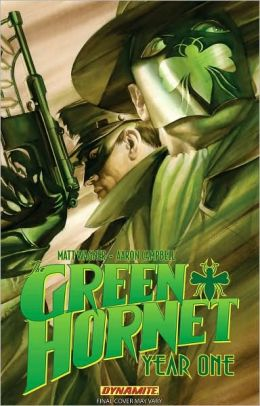 Green Hornet: Year One, Volume 1