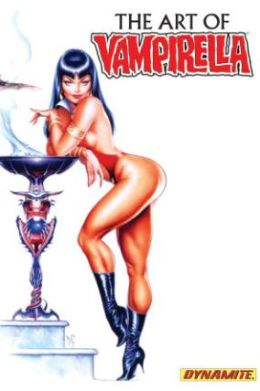 Art of Vampirella