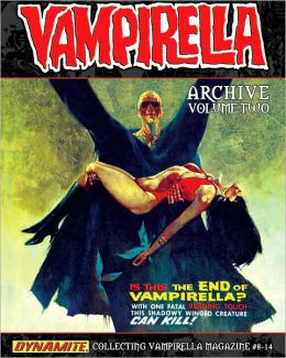 Vampirella Archives, Volume 2