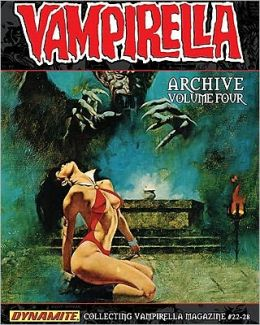 Vampirella Archives, Volume 4