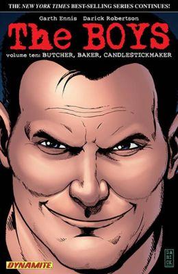 The Boys, Volume 10: Butcher, Baker, Candlestickmaker