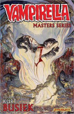 Vampirella Masters Series, Volume 5: Kurt Busiek