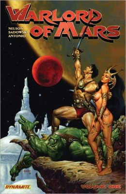 Warlord of Mars, Volume 1