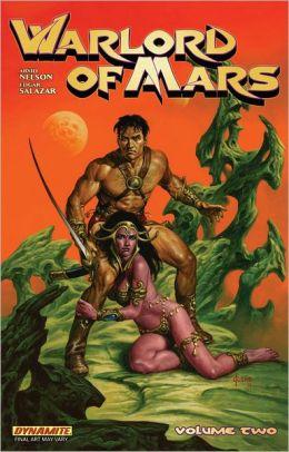 Warlord of Mars, Volume 2